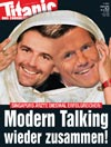 August 2003, Nr. 8 Cover