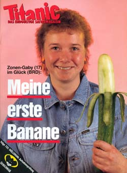 ausgerechnet bananen text